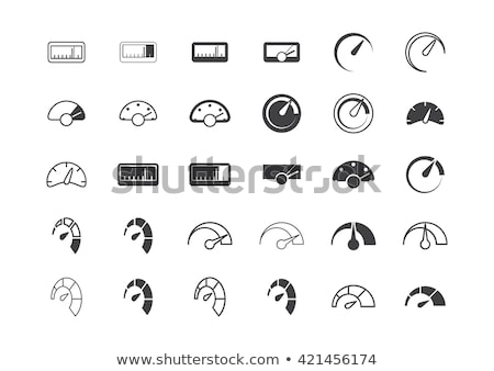 auto · tachimetro · pannello · pannello · di · controllo · interfaccia · luce - foto d'archivio © kyryloff