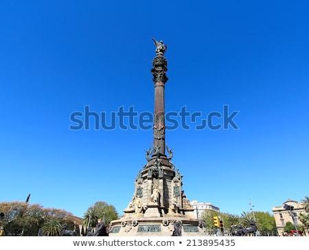 Barcelona Espanha ver topo seção Foto stock © nito