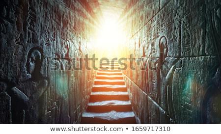 Ancient door Stock photo © bbbar