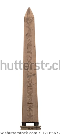 Ancient Egyptian Obelisk of Theodosius in Istanbul, Turkey Stock photo © boggy
