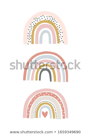 Rainbow Stock photo © Losswen
