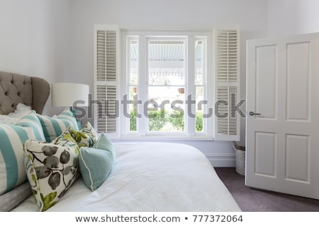 shutter window stock photo © bbbar