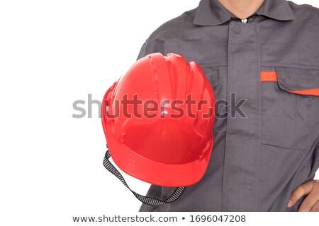 Ingegnere mano uomo lavoro sfondo Foto d'archivio © photography33