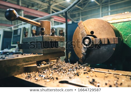 vintage metalwork stock photo © sirylok