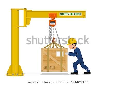 escada · sótão · luz · trabalhar · casa - foto stock © photography33