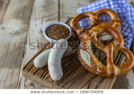 veal sausage Stock photo © joker
