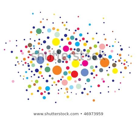 abstract · kleurrijk · swirl · licht · 3d · illustration - stockfoto © sirylok