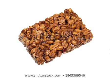 Large caramelized sugar Stock photo © macsim
