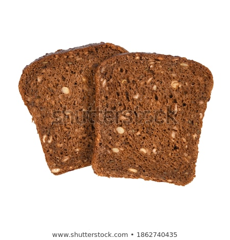 Whole wheat bread texture Stock photo © tangducminh