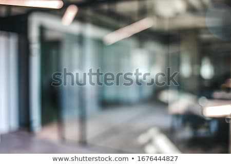 Diminishing Windows Bokeh Stock photo © eldadcarin