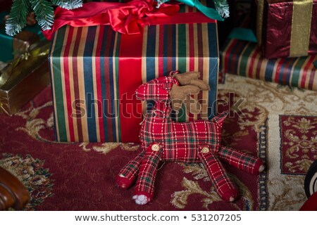 Stock photo: Merry forgotten doll