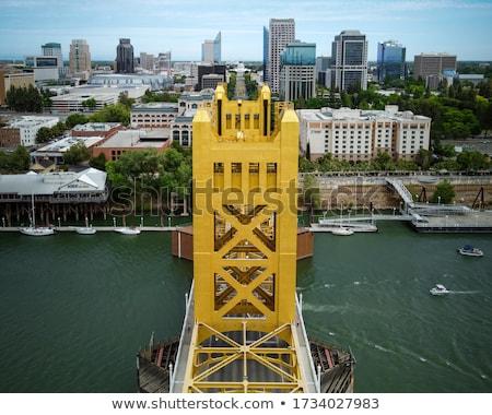 景観 表示 市 カリフォルニア 高層ビル ストックフォト © sframe
