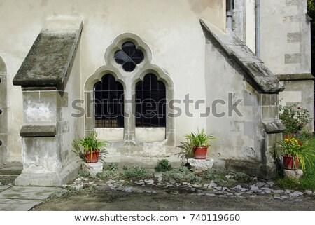 St. Bartholomew Church, Brasov, Romania Stock photo © photosebia