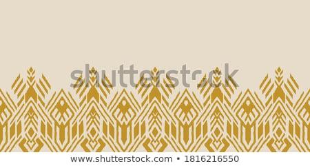 Mexican motifs Stock photo © morrmota