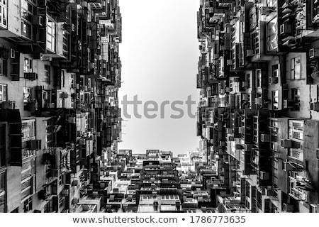 景観 · 表示 · 建物 · 建設 · 香港 - ストックフォト © joyr