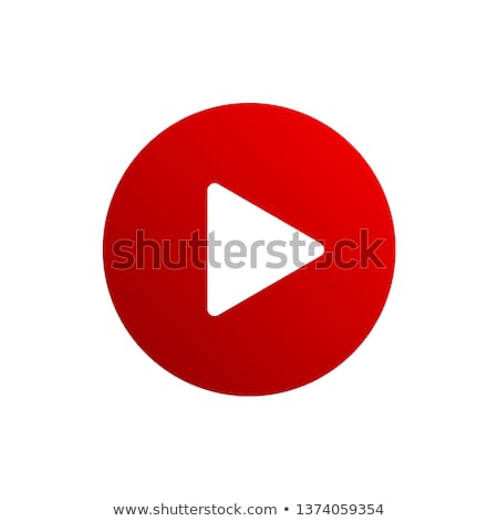 Pause Red Vector Icon Design Stock photo © rizwanali3d