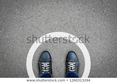 scarpe · decisione · scarpa · scelta · immagine · donna · sexy - foto d'archivio © stevanovicigor