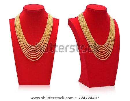 gold necklace Stock photo © RuslanOmega