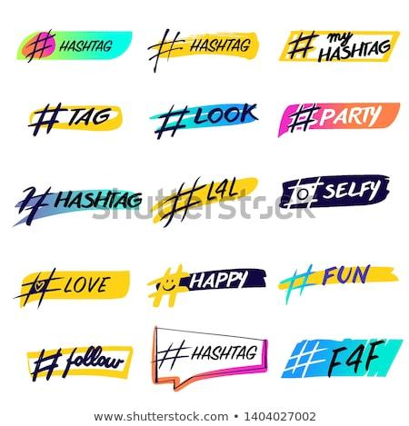 online · szó · festett · ecset · internet · háttér - stock fotó © fuzzbones0