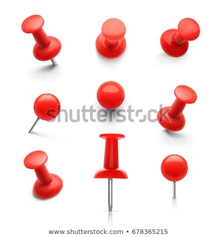 Színes hüvelykujj iskola csoport acél tő Stock fotó © dezign56