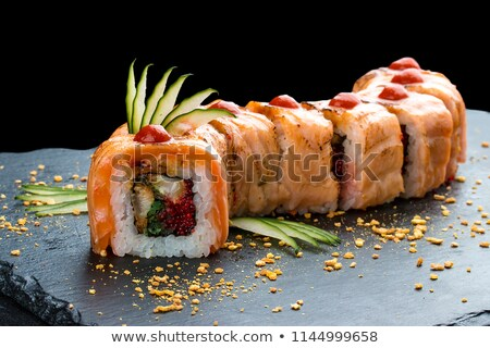 Spicy dragon. Stock photo © Fisher