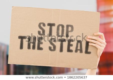 強盗 · 郡 · 安全 · アジア · プロ · 泥棒 - ストックフォト © -talex-