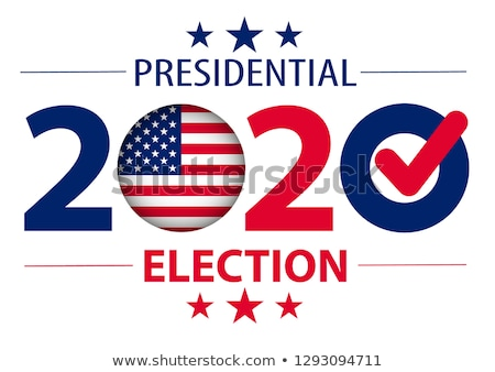 american presidential election party banners stock photo © nazlisart