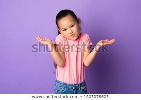 путать · ребенка · человек · мальчика · рук - Сток-фото © lovleah