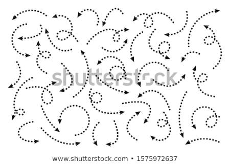 page orientation sketch icon stock photo © rastudio