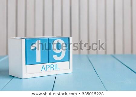 19th April Stock photo © Oakozhan