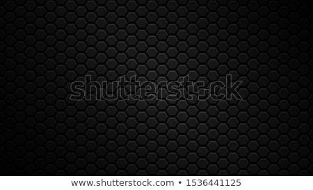 Vektör petek model dizayn madeni stil Stok fotoğraf © SArts