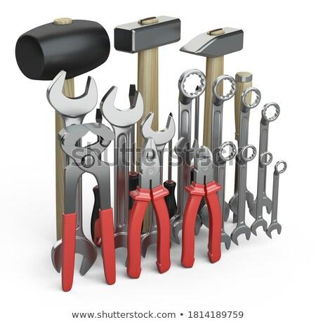tool ax new  Stock photo © OleksandrO