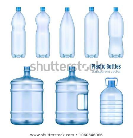 Gallon of Water in Bottle Vector Illustration Stock photo © robuart