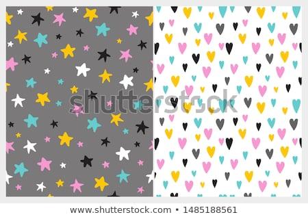 ruimte · planeten · sterren · Blauw · ontwerp - stockfoto © pravokrugulnik
