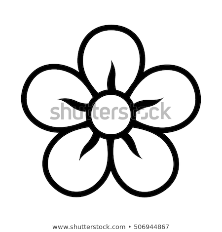 Virágzik növény szirmok virág virágpor vektor Stock fotó © robuart