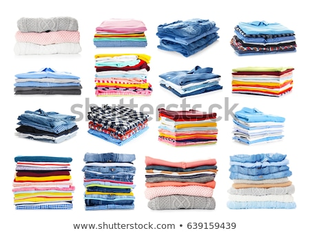 Cloth folds Stock photo © montego