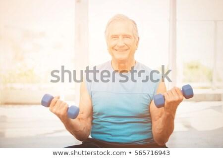 altos · mujer · bienestar · club · personas - foto stock © wavebreak_media