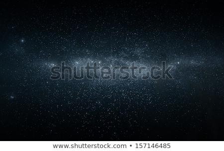Wide deep space background with bright stars and constellations Stock photo © evgeny89