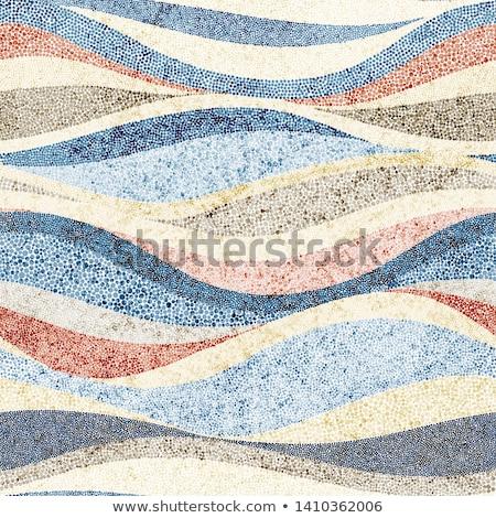 Azul complicado textura do grunge brilhante moda luz Foto stock © evgeny89