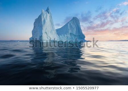 айсберг ледник Арктика природы пейзаж Сток-фото © Maridav