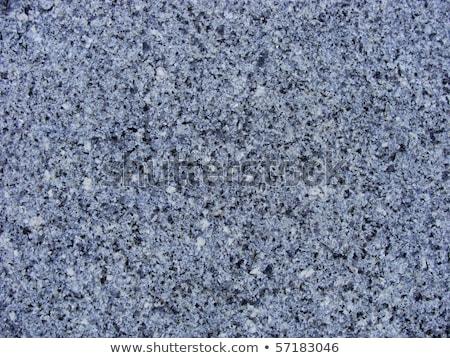 Blauw zwart wit luidruchtig marmer vel rock Stockfoto © Melvin07
