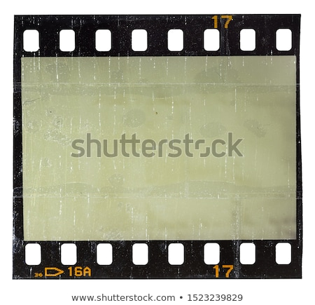 Stock photo: vinage camera