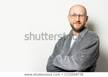 Portrait of a flabbergasted man Stock photo © photography33