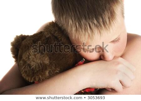 beaten up boy stock photo © curaphotography