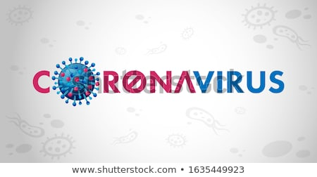 Virus Epidemic Stock photo © idesign