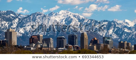Salt Lake Stock photo © THP