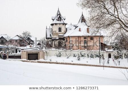старые · новых · мнение · города · древних · город - Сток-фото © MiroNovak
