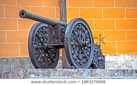Napoleon's Cannons Stock photo © eldadcarin