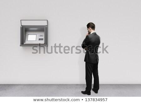 Cash dispense bankomat Stock photo © vavlt