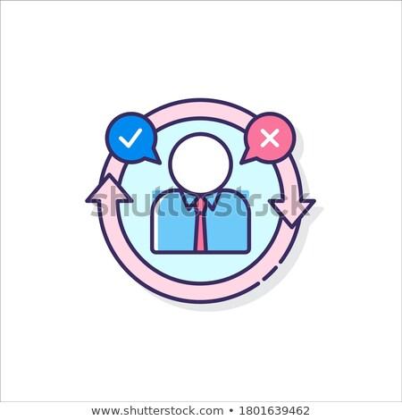 клиентов · обратная · связь · качество · удовлетворение · бизнеса · службе - Сток-фото © ivelin